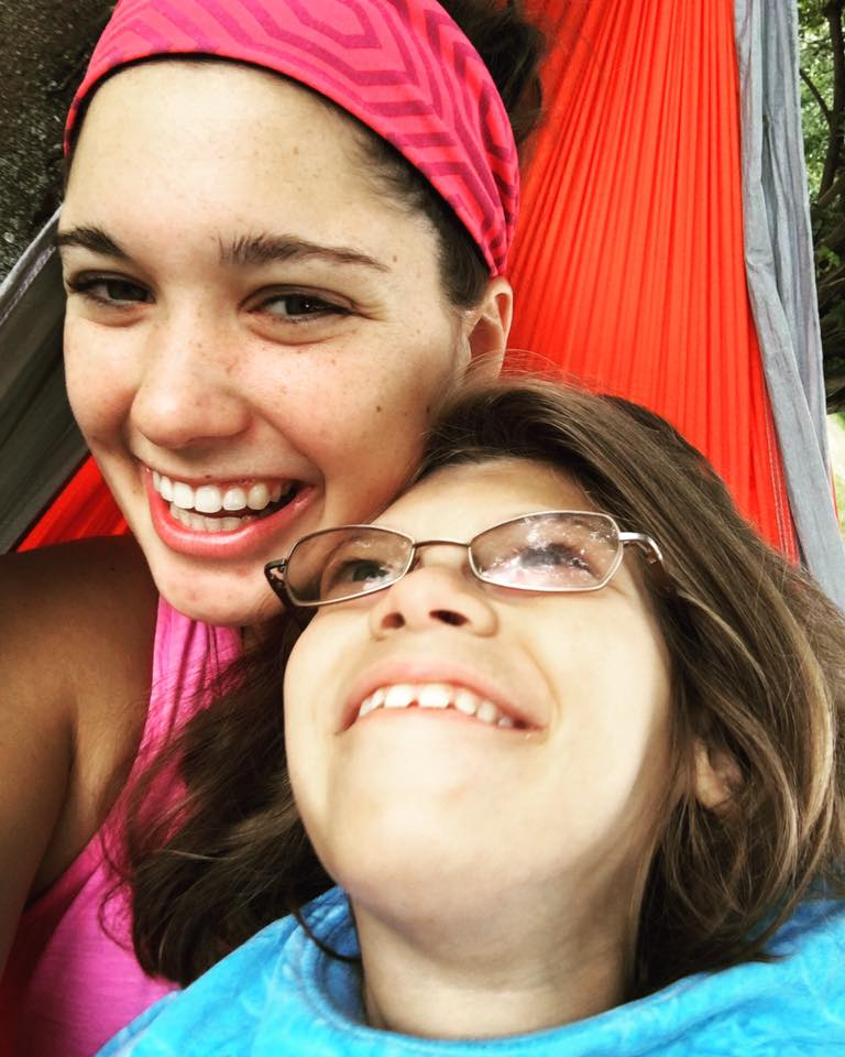Alyssa and Emily swinging in a hammock.jpg