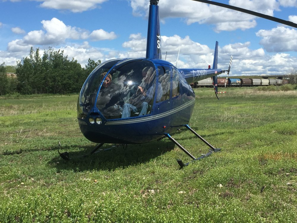 Ready to take your first Flight?  - Book your Discovery Flight for a chance to feel how amazing it is to fly a Helicopter! Your first step into aviation awaits!  This includes a guided classroom and hangar tour as well as a one on one with one of our instructors.Book Now! ➝