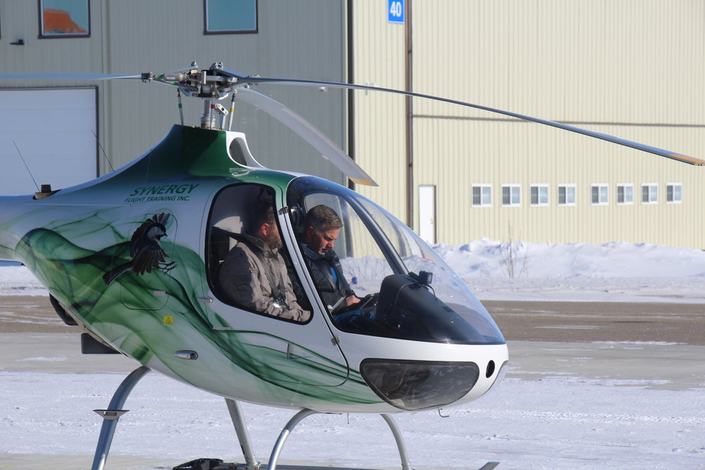 International Students - Your helicopter career starts right here at Synergy Flight training! Click here for more information.