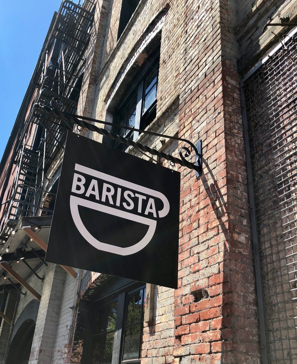 Barista Coffee