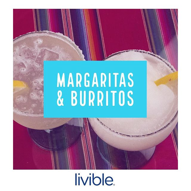 Have a taste of summer at Everett's next resident event! Margaritas & Burritos courtesy of @livible.space 🌯 🍹 Representives from livible will be offering special discounts on their storage solutions!