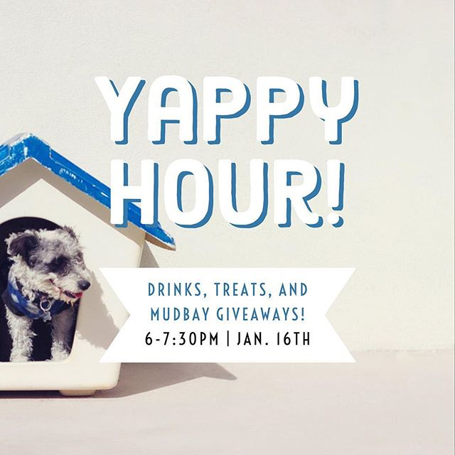 Join us for Yappy Hour tomorrow at Everett! Bring your pet (leashed only 😬) and meet other four-legged residents. Swipe left to get a sneak peak of @Mudbay giveaways we will be raffling!⠀ ⠀ ⠀ .⠀ .⠀ .⠀ .⠀ .⠀ .⠀ #pnw #petfriendly #pnwlife #pdx #downtownpdx #mobilemag #thepearl #pearlportland #lifestyle #homedecor #hygge #hyggehome #pdxevents #petfriendlyportland #dogsofinstagram #petsagram