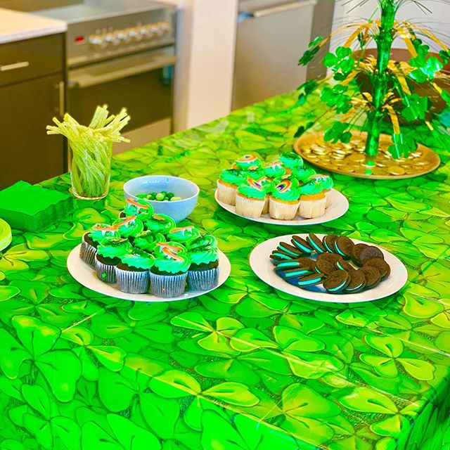 We had a great time celebrating St. Patrick's Day with our Residents!!