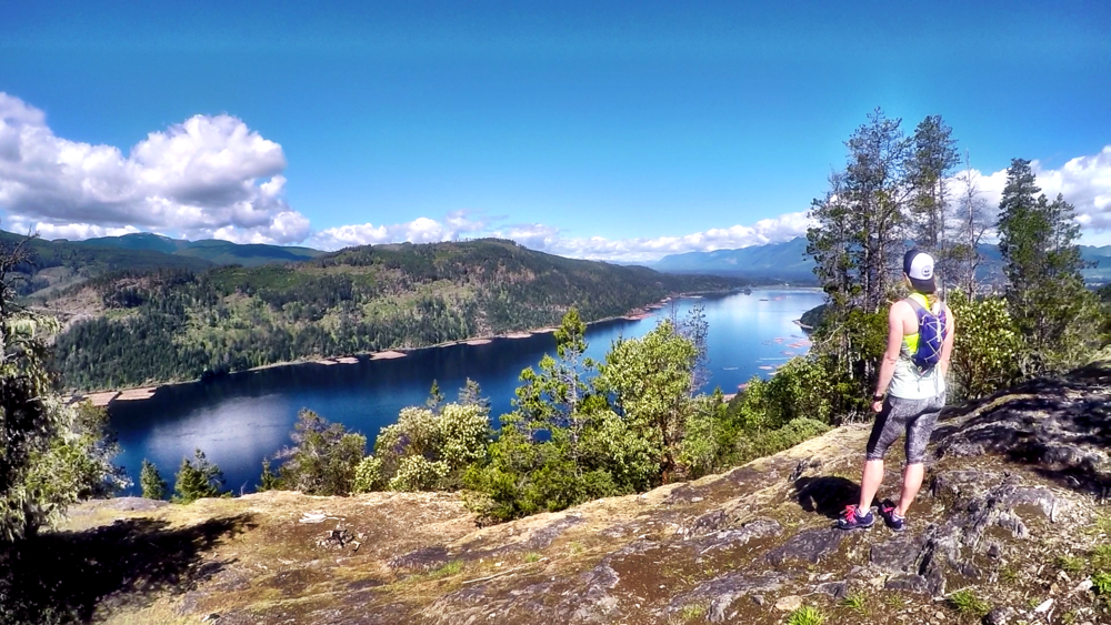 Vancouver Island Spine Trail -
