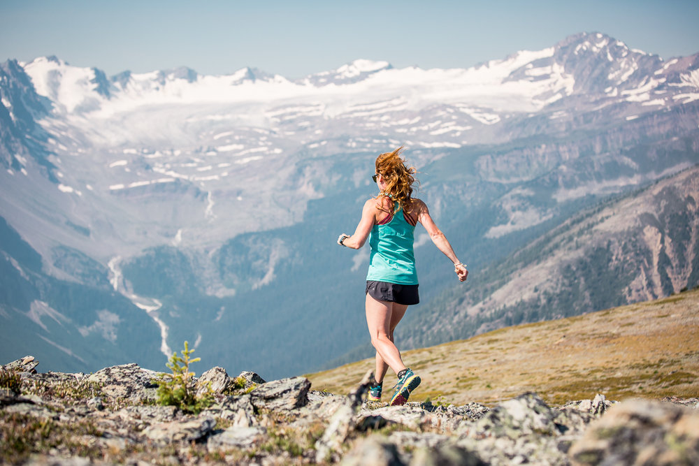 Running - Come for a run with me! If you are looking for running inspiration, be sure to check out my Running Adventures on Van Isle and around the globe. Image credit: Hilary Ann