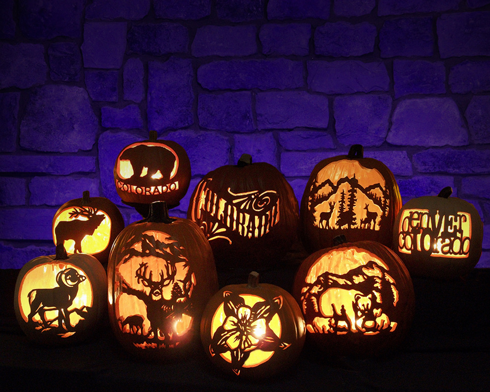 PUMPKIN MASTERPIECES by  BarryBrownCreative.com