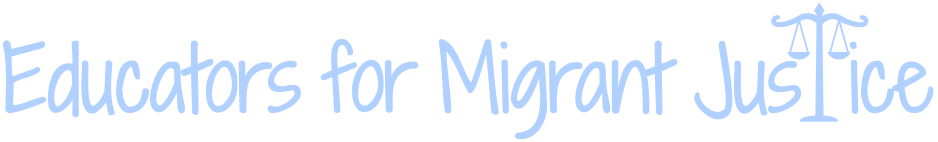Educators for Migrant Justice, an ESG Transparency Initiative
