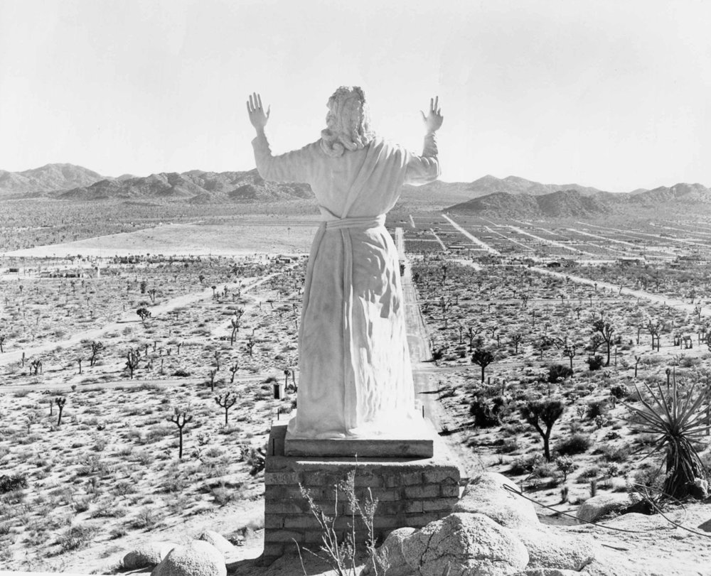Photo provided by Desert Christ Park Inc. archives.