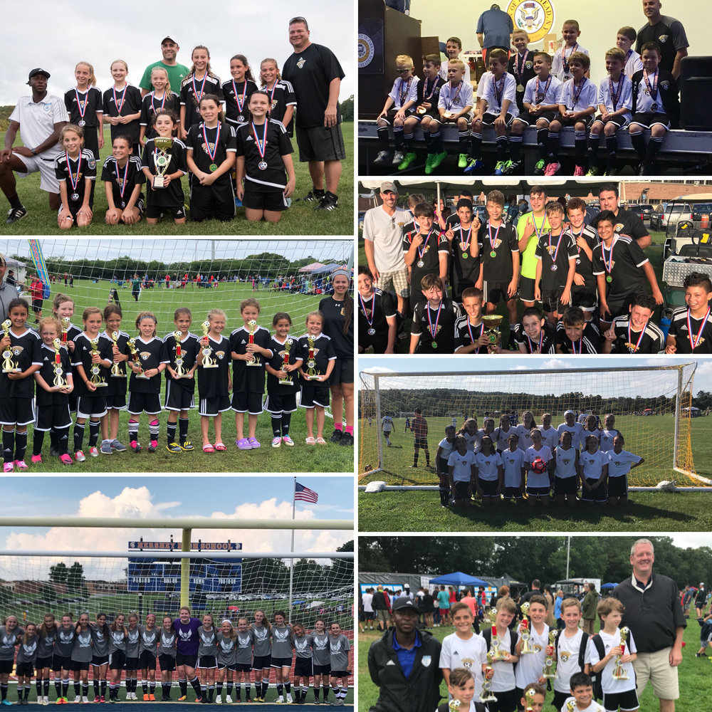 Congratulations! - Check out these Commack Soccer teams that placed in tournaments this summer.Learn more ➝