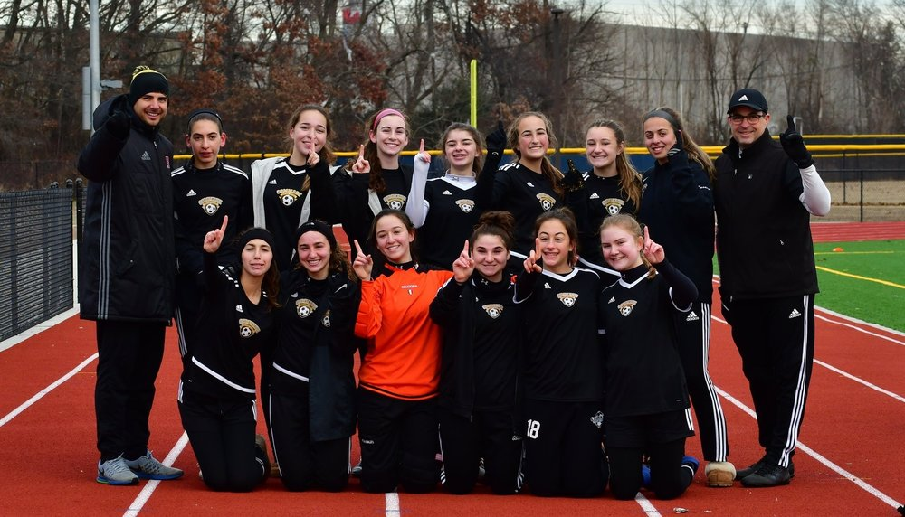 Congratulations to the  Commack Fury G03  for winning both the  National Elite Women's College Showcase (NEWSS)  and the  Massapequa Winter College Showcase  tournaments back to back this Fall.