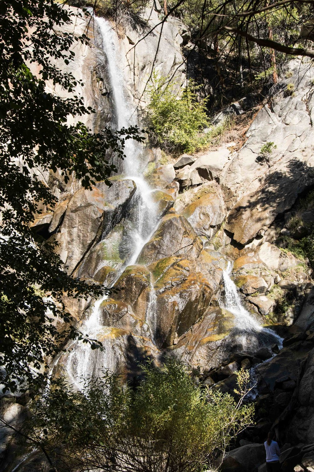 King's Canyon WaterFall -