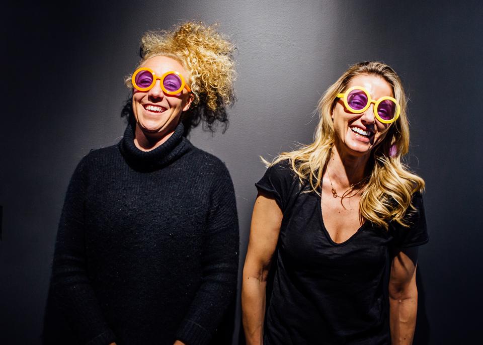 Dr Tanya Cates & Milla Maria