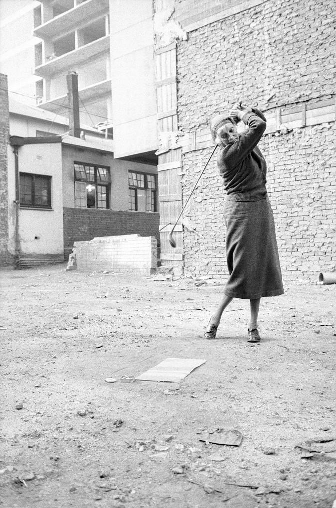 Practice, Hillbrow, Johannesburg , 1960