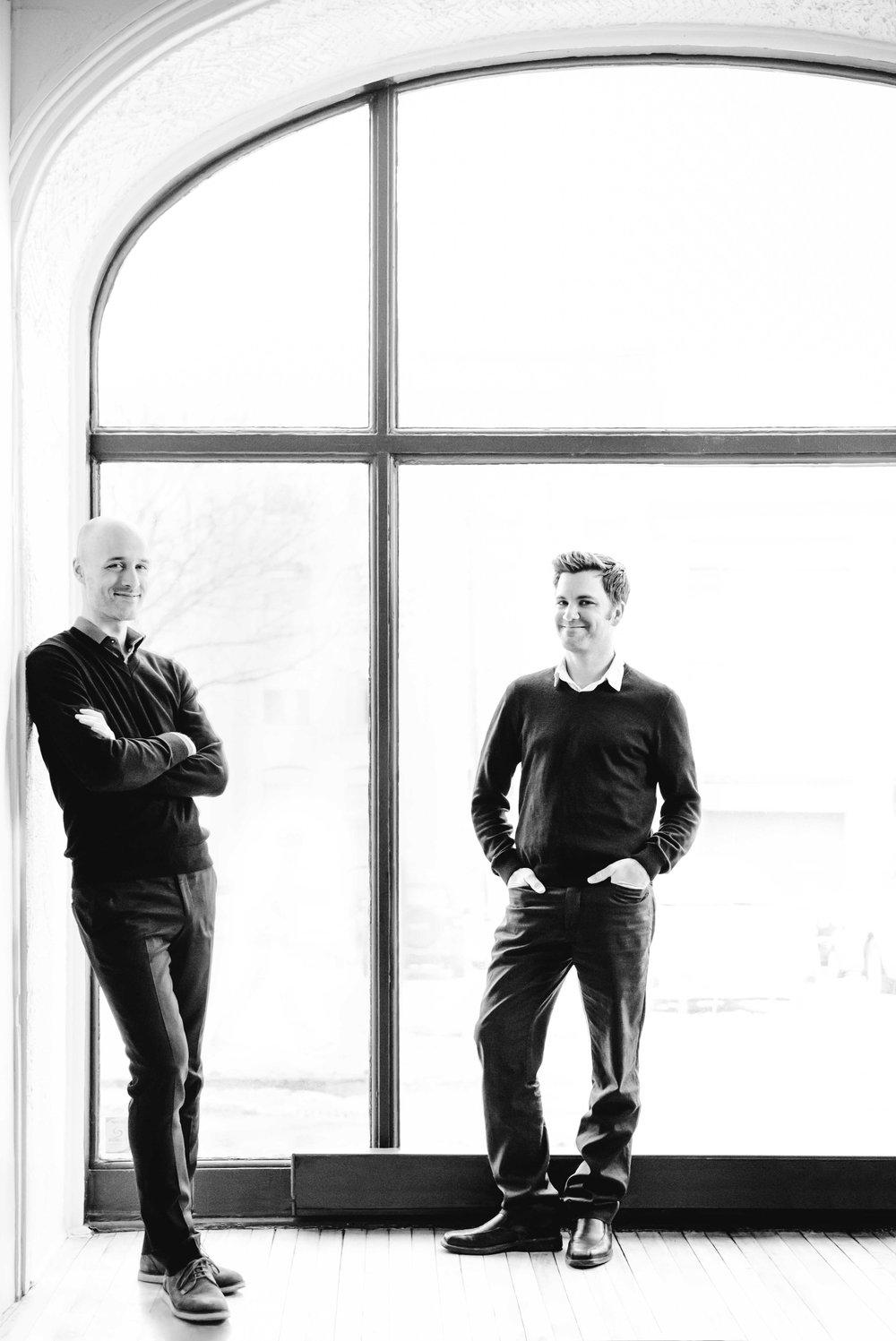 Olivier Bourgeois & Régis Lechasseur / Architects