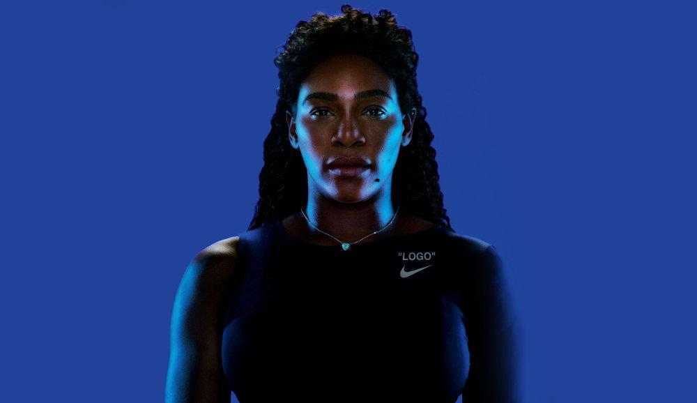 Serena Williams x Nike x Virgil