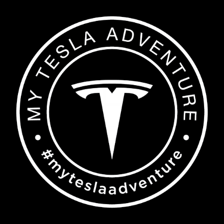 Want to learn more about Teslas? Follow MYTESLAADVENTURE and visit  www.myteslaadventure.com