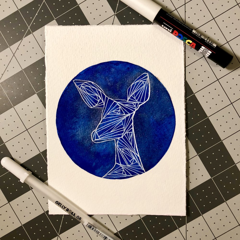Deer Patronus