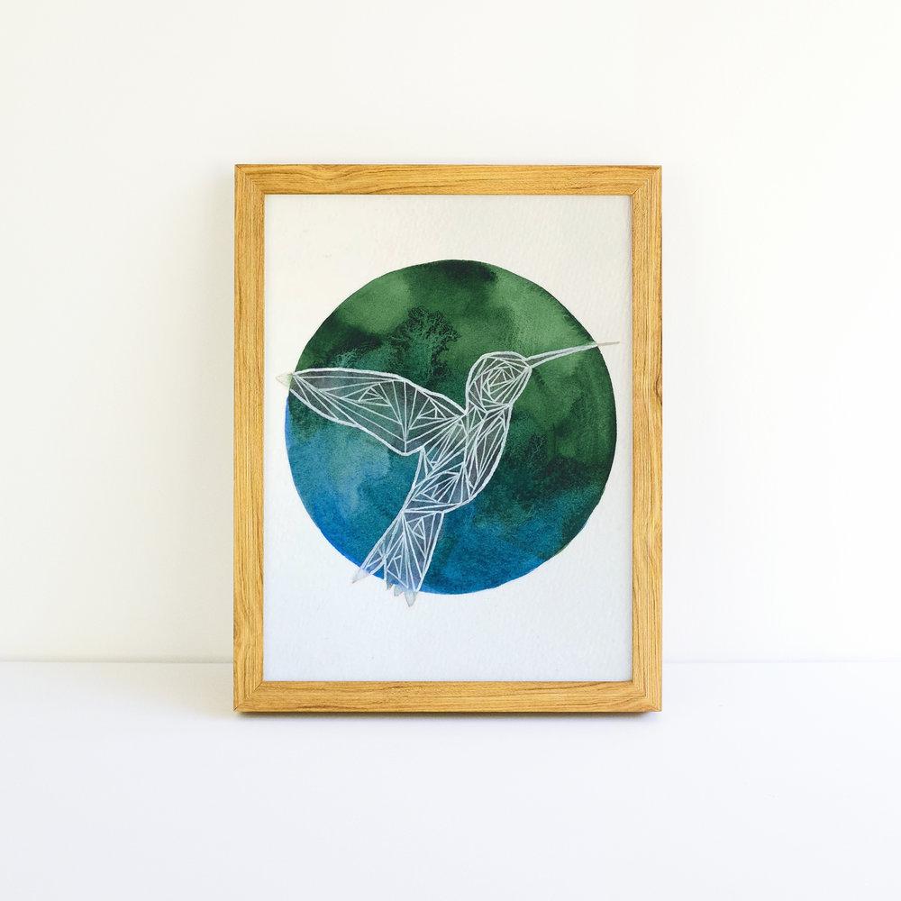 Hummingbird Patronus