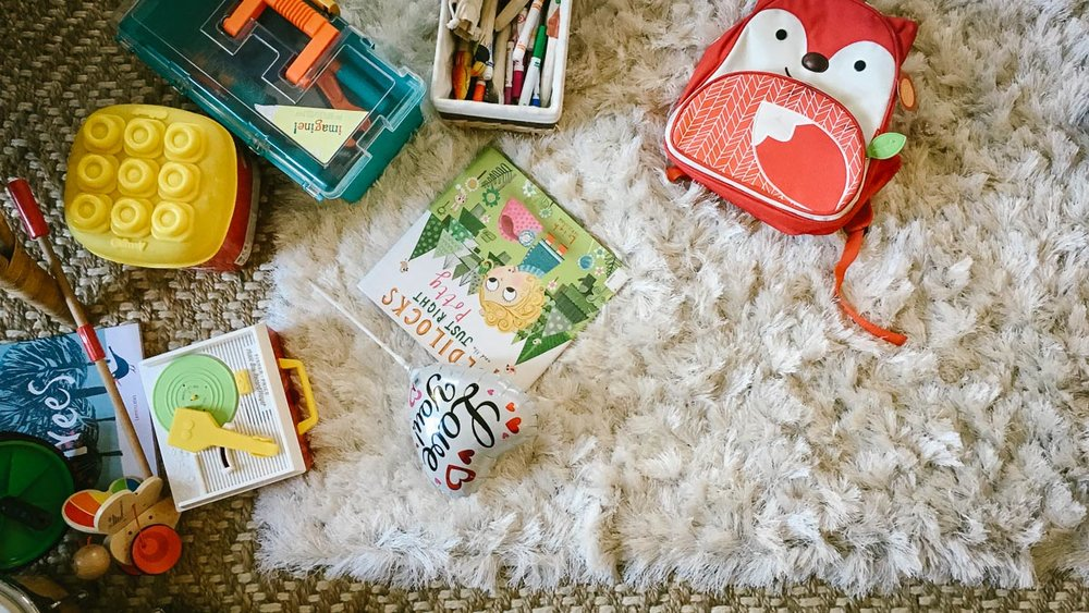 STUDIO JOURNAL - An Instagram journal of parenting.