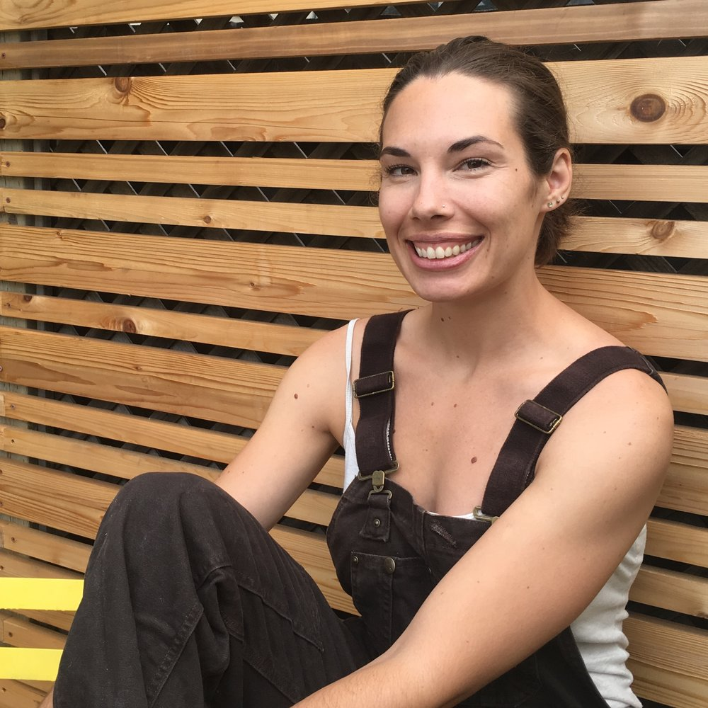 Sarah Michals - Sarah Michals is a self-taught woodworker who runs Morning Glory Woodshop from her home in Live Oak. She spent the early part of her life wanting to build but believing she couldn't do it because