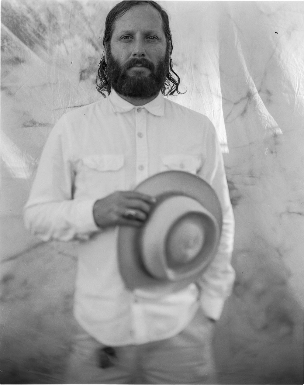 Justin Carpenter - Justin Carpenter is a Southern California based hatter who dates his family history back to the 1850s in Oakland and the 1700s in Los Angeles. This family history provides part of the context which inspires his hand shaped