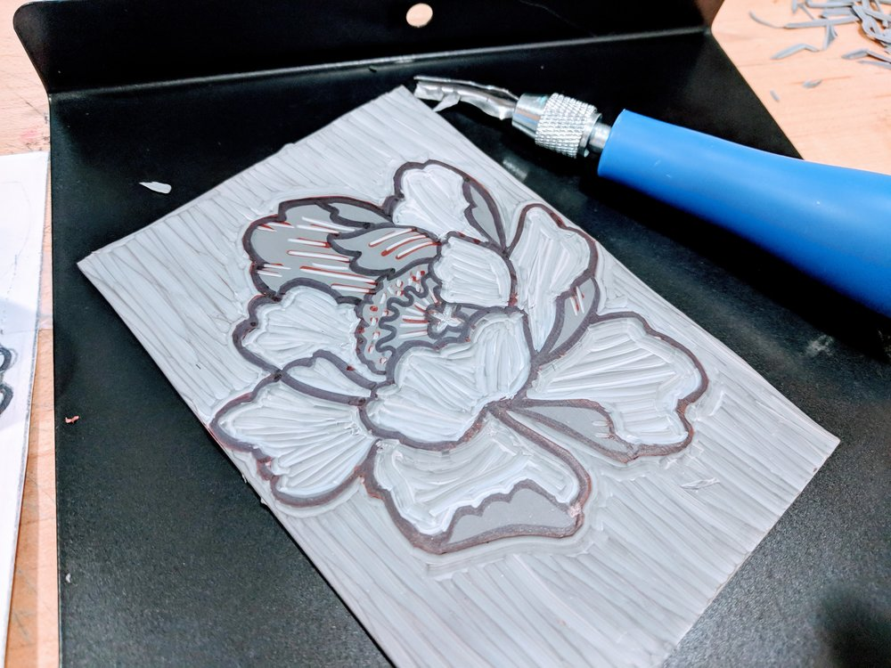 2JPB Reduction Lino Flower.jpg