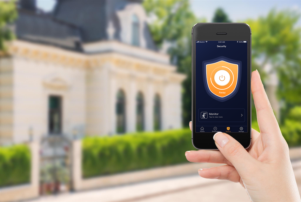 Safely monitor your property while you are away. Receive instant notifications on your smartphone.