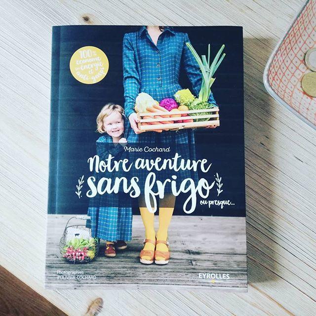 """🌿Certaines de nos habitudes sont tellement ancrées dans notre manière de consommer qu'on ne prend pas le temps de les questionner... 🤔 Et qu'en est-il de l'utilisation de notre frigo ? En marche 24h/24 et tous les jours de l'année, c'est l'appareil le plus énergivore de la maison 🏡 Est-ce que ce besoin devenu essentiel est si ESSENTIEL que ça ? Accompagnée par les astuces du livre de #mariecochard #notreaventuresansfrigo, j'ai débranché mon frigo parisien ! 🙊 Pour quels résultats ? Indice : je suis toujours là pour en parler 😁 Je vous laisse découvrir ça dans le blog [🔗lien direct dans ma bio Instagram] 🎶Playlist de situation : """"Débranche"""" de France Gall 🎶 . . . . . . #sansfrigo #minimalisme #minimaliste #minimalist #minimalism #greenlife #sobrieteheureuse #sobriete #frais #zerowaste #zerowastelife #zerodechet #debranche #alternative #frigo #energivore #appareilelectronique #slowlife #slowlifestyle #produitsfrais"""
