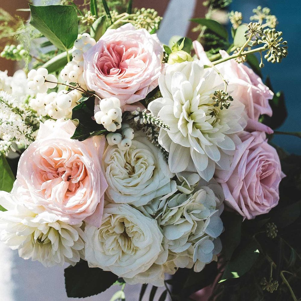 Phillip Island Winery flower bouquet