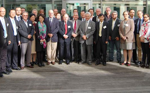 Third GAIN Meeting, hosted by UEPG, Brussels, 2014