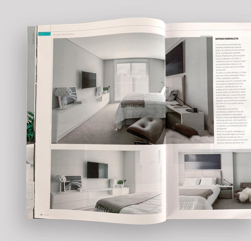 Apartamento Foto  HAUS Gazeta do Povo