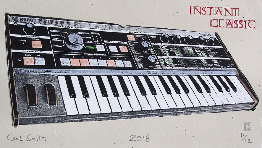 Instant Classic, 32x56cm, 2018