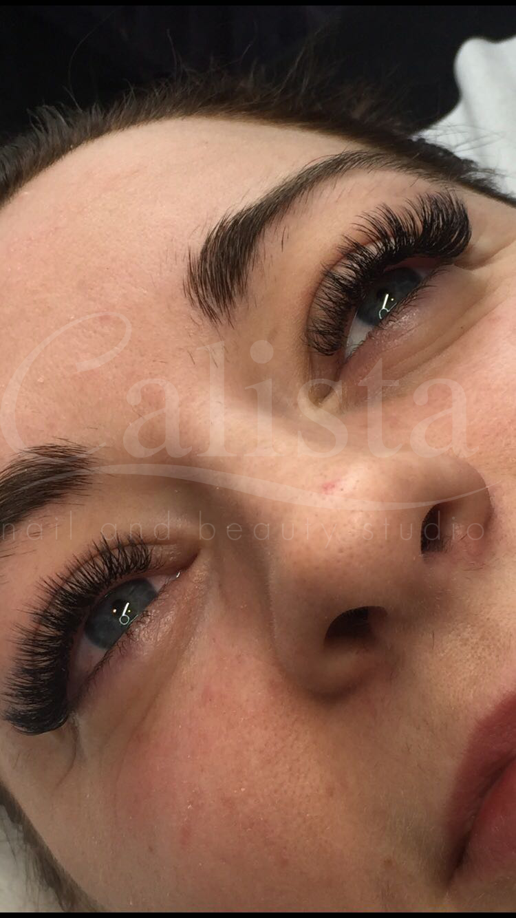 Full Set Russian Volume Lashes
