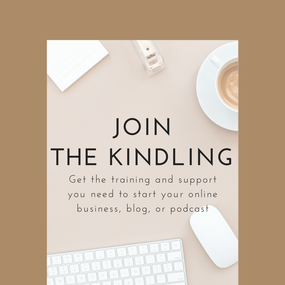 join the kindling