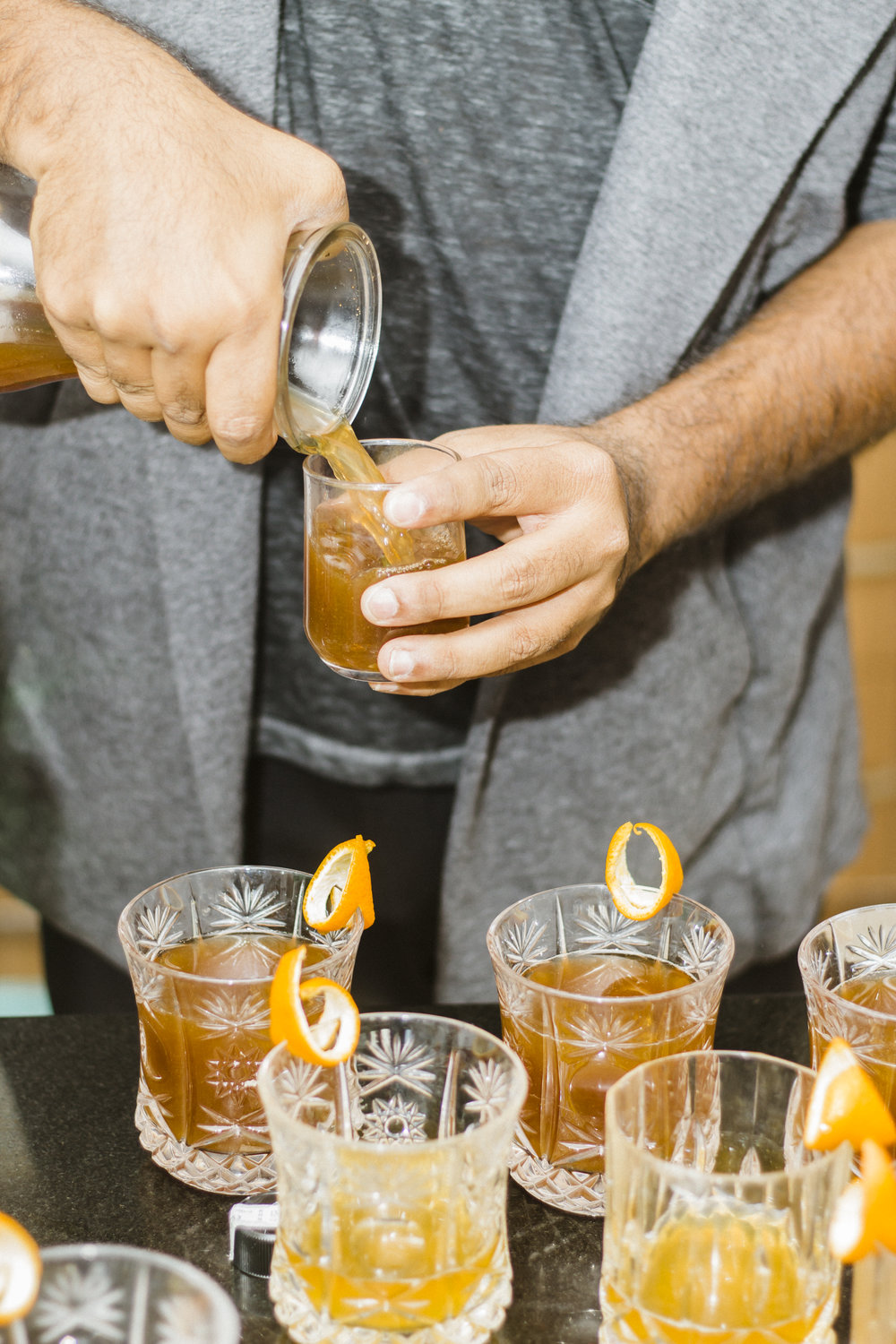Creating A Cocktail Can Be As Satisfying Creative As Creating A