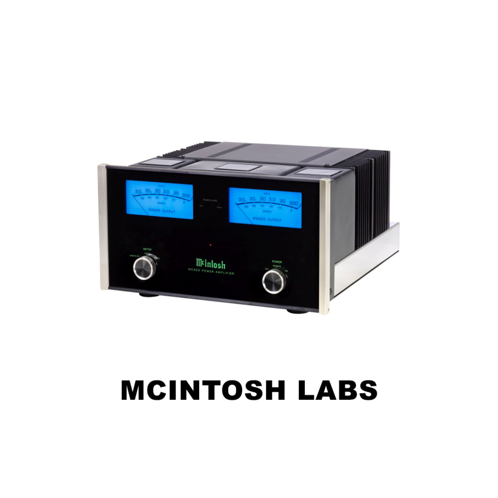 America's largest audiophile company is also its most famous. Built to last a lifetime. The last audio gear you may ever buy. Until you buy another McIntosh.