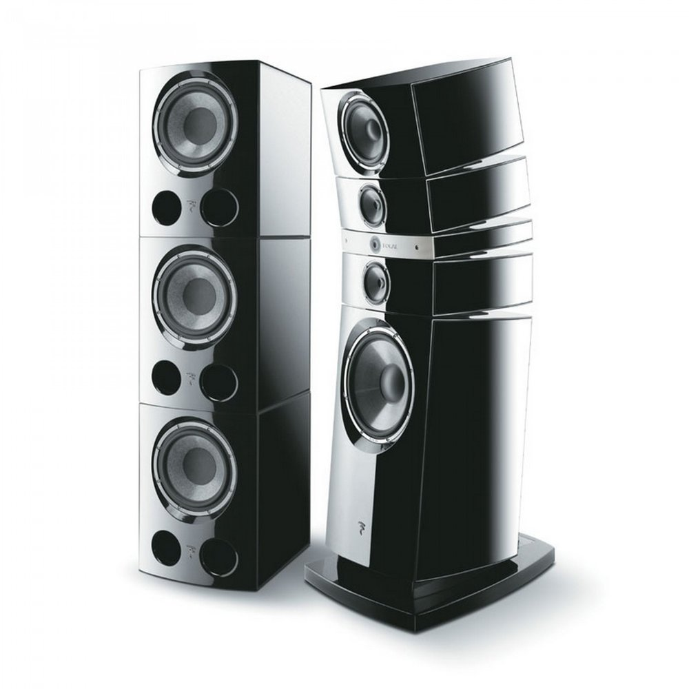 Focal Grande Utopia EM – Europe's best reference loudspeaker system.