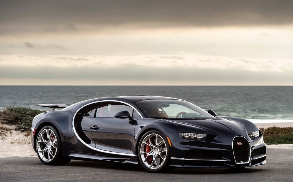 Bugatti Chiron – France's best.