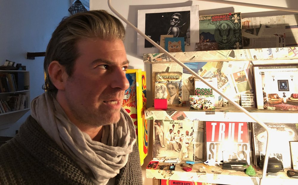 Noho Sound co-founder Chris Petranis contemplates the big issues. Also, records.