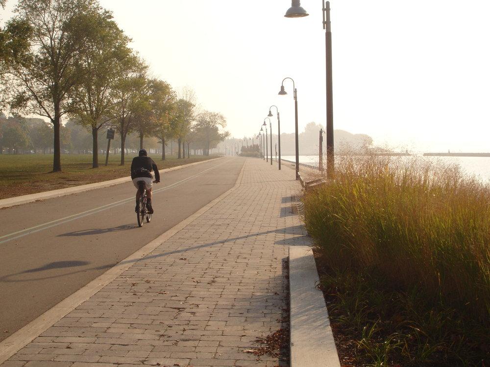 Martin Goodman Trail and Waterfront Promenade