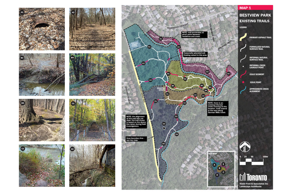Bestview Park Trail Improvements Report