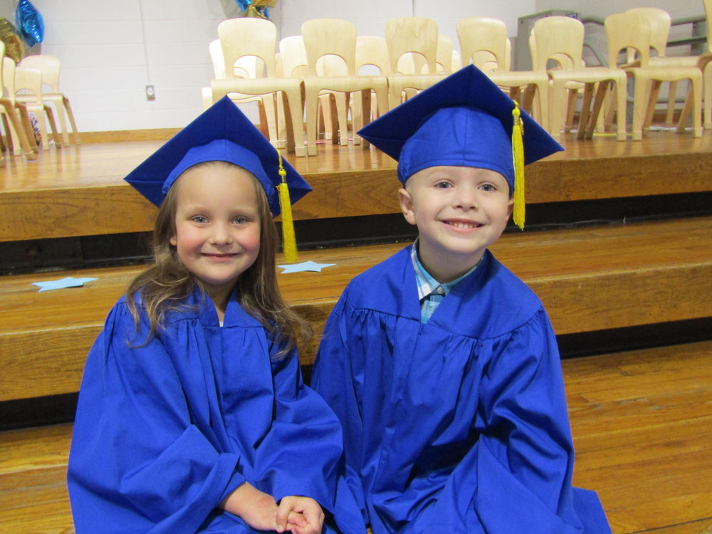 Graduation Day - June 7Join our 40 families as they turn their child's first mortarboard tassel. Graduation is followed by an awards brunch for our supporters.