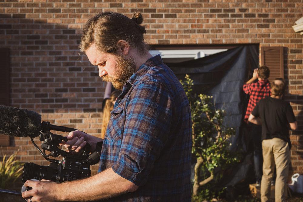 Matt Caldwell - camera operator