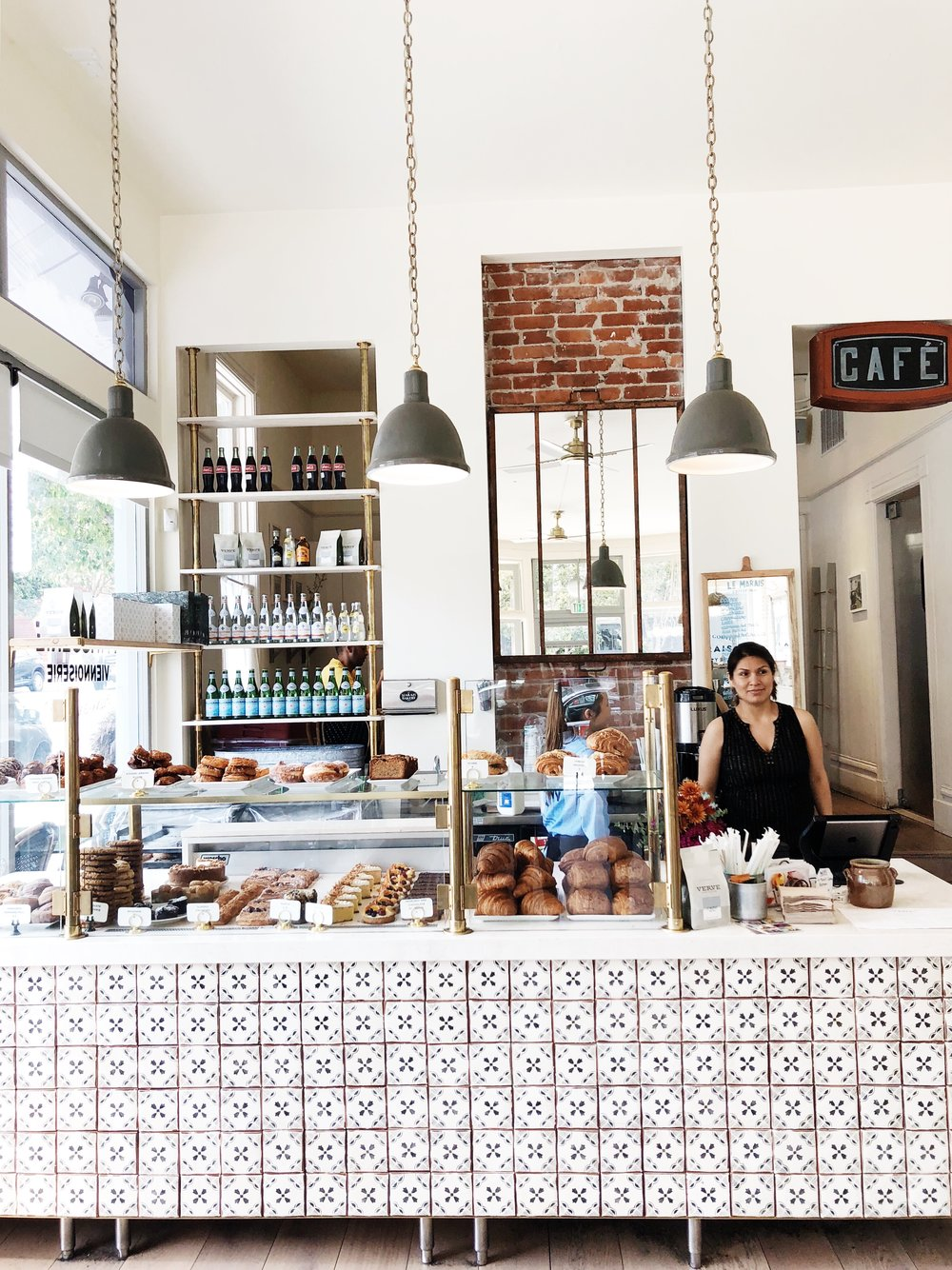 Le Marais Bakery