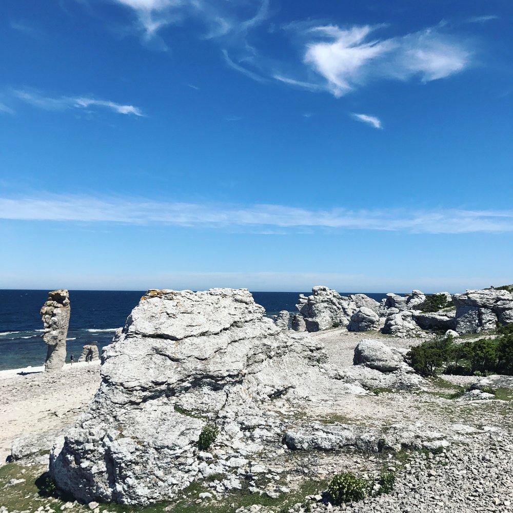 - Gotland during summer