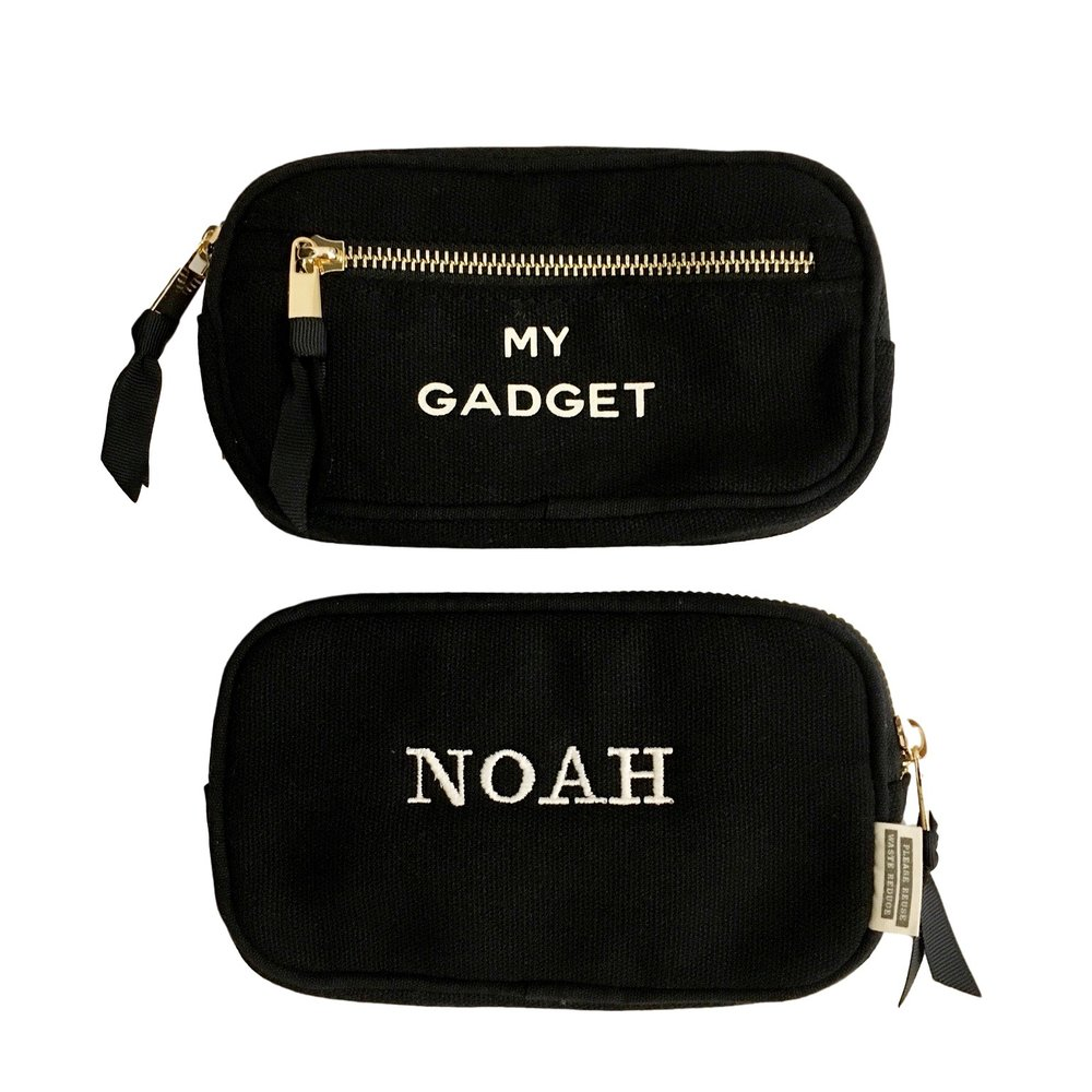 add a monogram - this is a bag-all product after all… -
