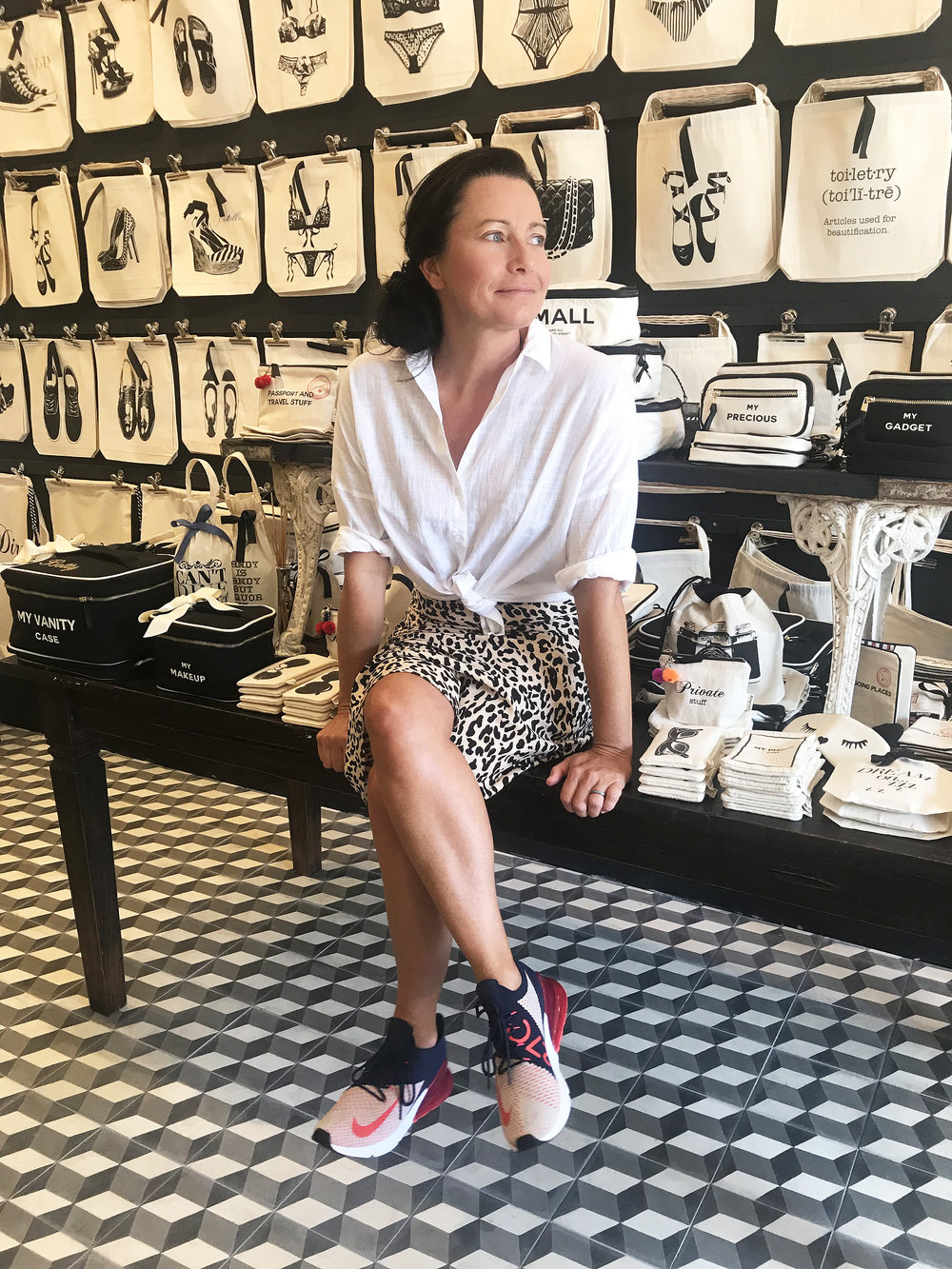 Jenny, who are you? - I am the Partner and CEO at Bag-all Australia. Three years ago I moved with my family to Sydney. In Sweden I worked as a photographer, but when we moved to Australia I reeducated myself and became a business woman and entrepreneur!