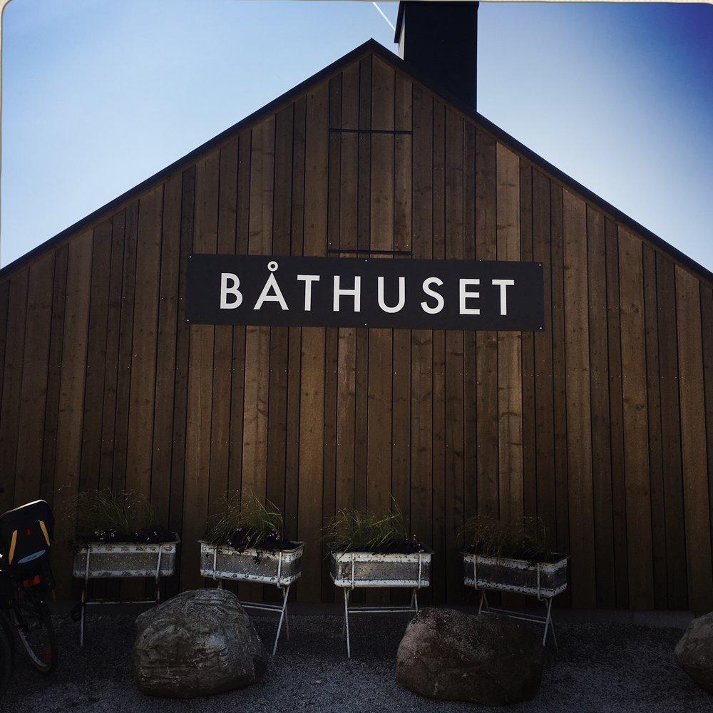 Three best cafes in the world? - 1. Buvette, New York.2. Boathouse Shelly beach, Sydney.3. Båthuset, Mölle, Sweden.