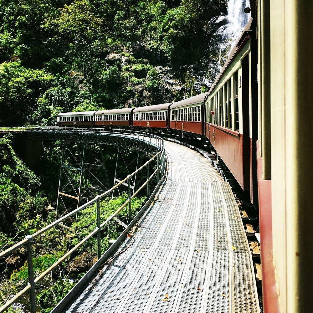 Kuranda Scenic Railway -