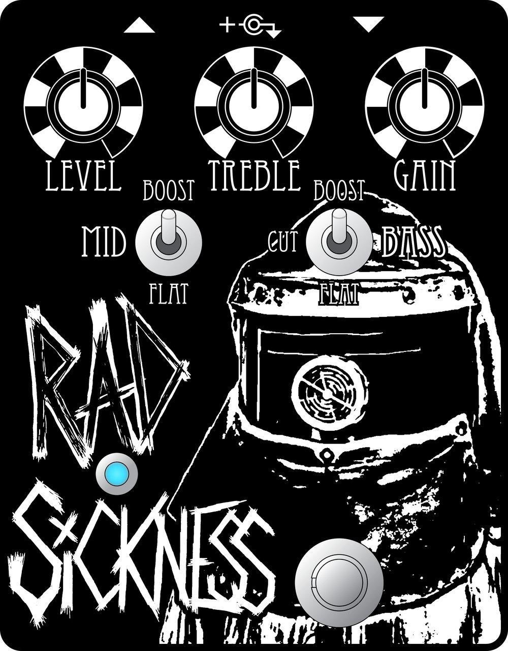 Rad Sickness